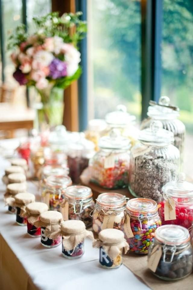 lovely candy table