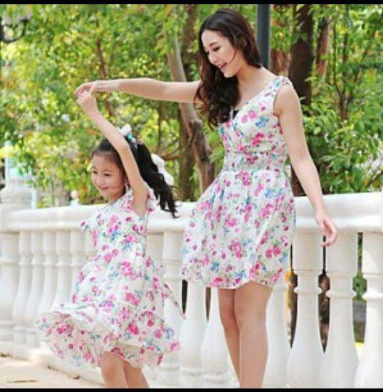Bonia moda mama e hija