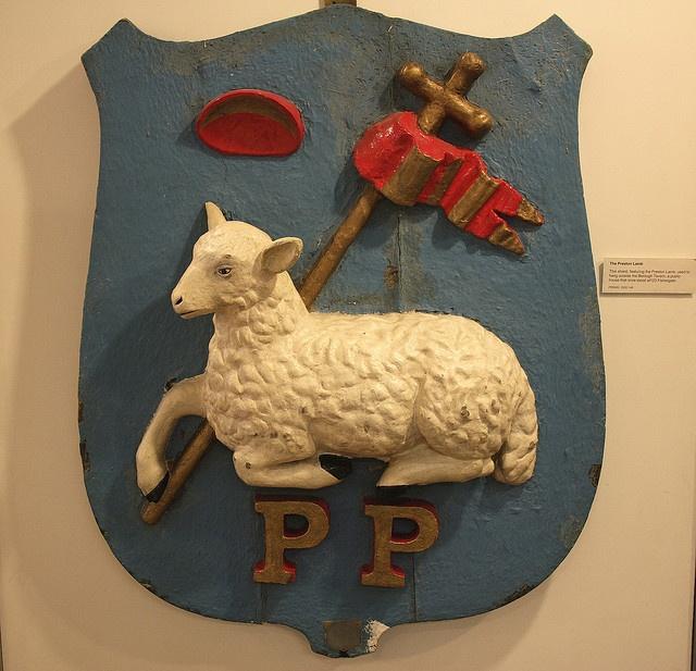The Lamb and Flag of Preston, Lancashire