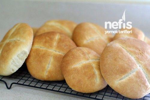 Fas Ekmeği ( Moroccan Khobz) 3