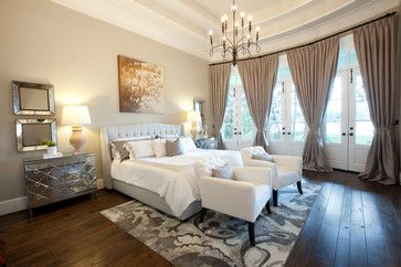Abstract Art in Traditional Design - Provident Home Design