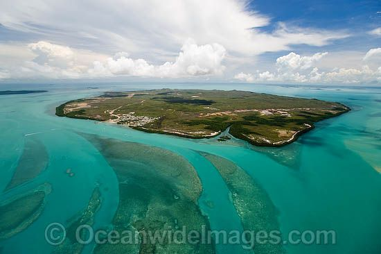 One of the many places I'll call home... Horn Island, Torres Strait, Australia