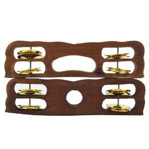 Paire de Karthal faits main - Instruments de musique indienne: Amazon.fr: Instruments de musique