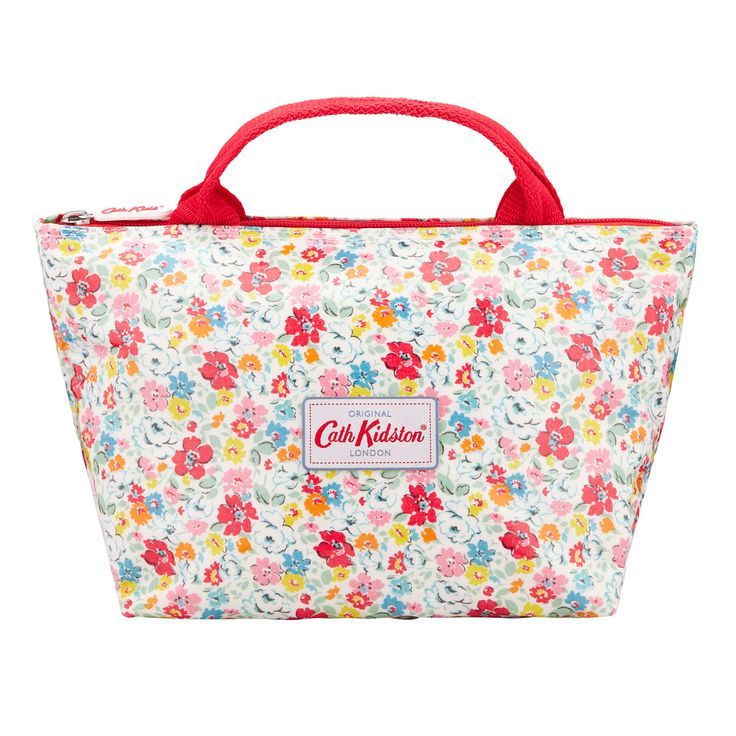 Mews Ditsy Lunch Tote | Whatever the weather | CathKidston