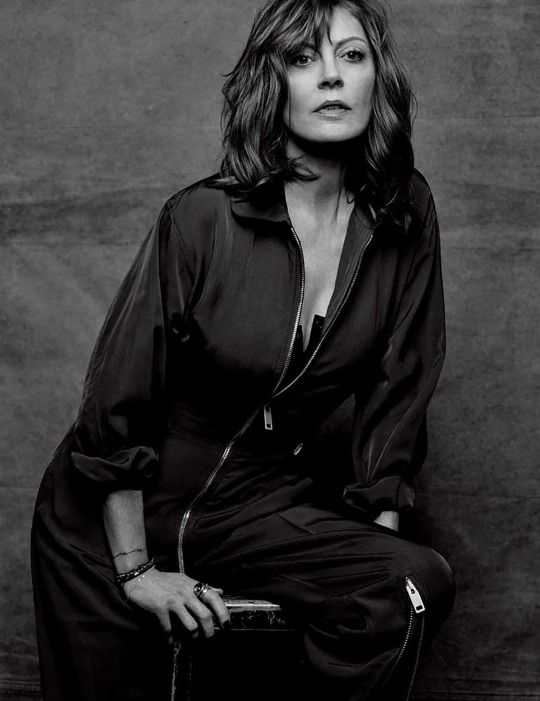 Susan Sarandon / Photography by Craig McDean / For Interview Magazine April 2016