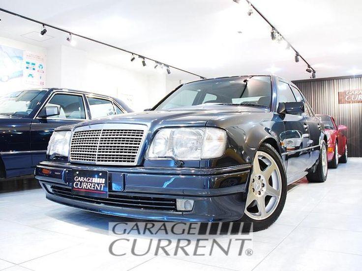1995 mercedes benz e500ltd w124 94 700km garage current ForGarage Mercedes 94