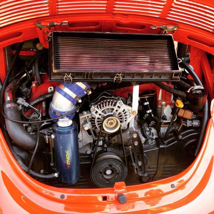 Vw Super Beetle Engine Upgrade