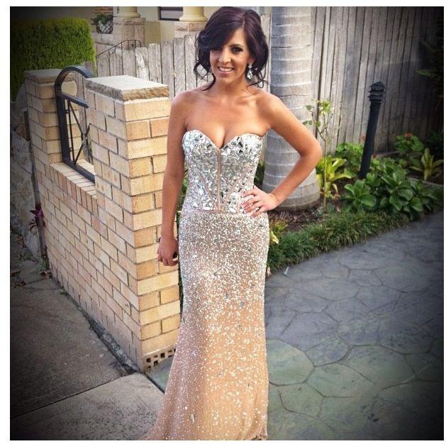 Engagement dress perhaps... Sparkles!!