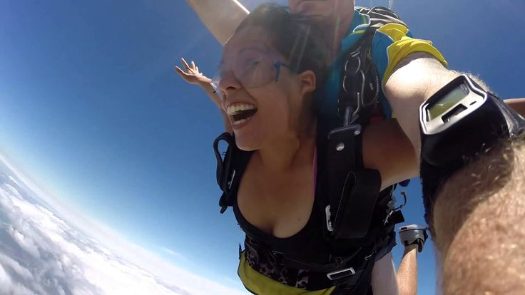 Skydiving on the Gold Coast