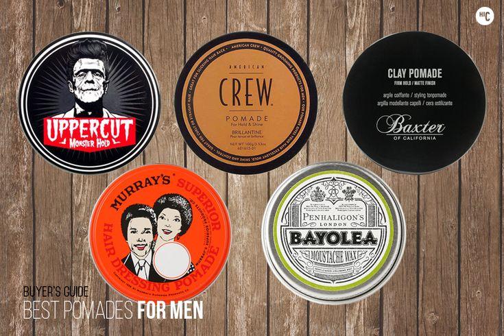Beyond Dapper: The 8 Best Pomades for Men