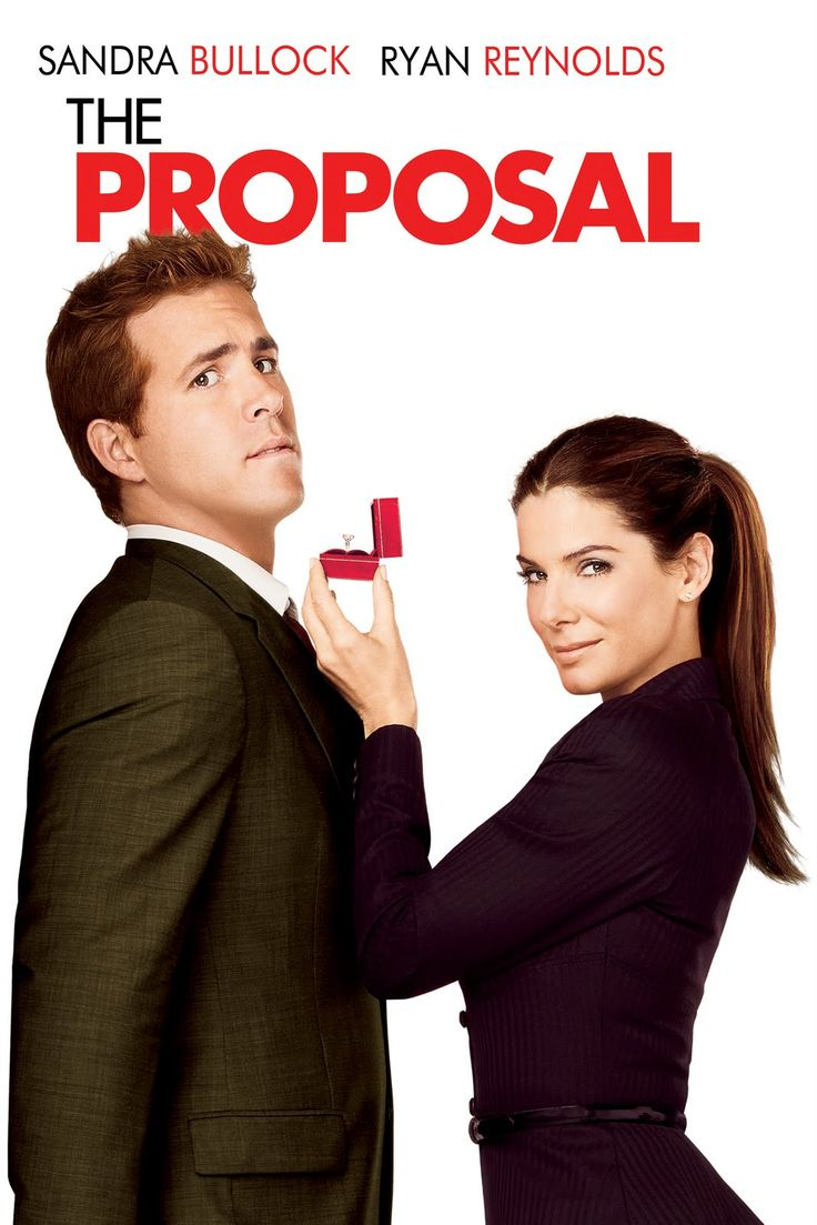 The Proposal - absolutely love this one, fave part is when Sandra is dancing in the woods with Grandma