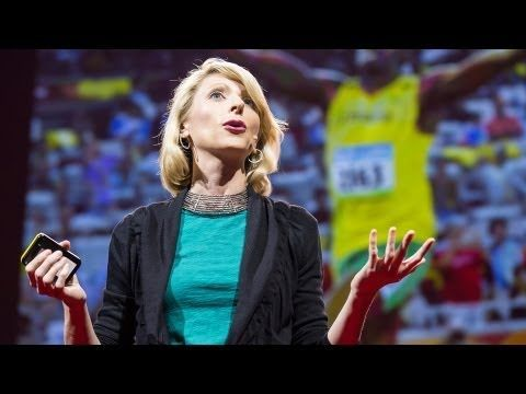 TED talk on posture and success, this is a really good video! Watch until the end.