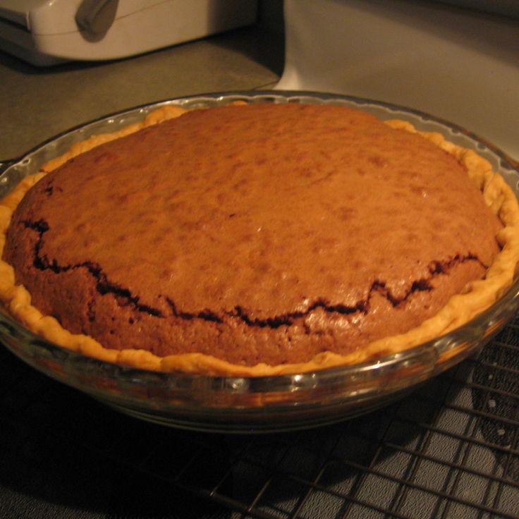 Baked Chocolate Pudding Cake/Brownie - Dee Dee's #recipe | Justapinch.com