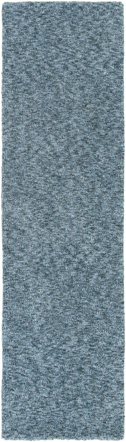 Sally ALY-6055 Navy/Light Blue Solid Rug