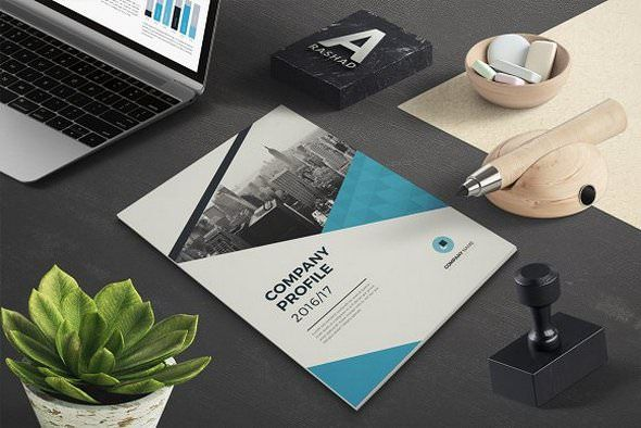 CreativeMarket  The Company Profile 16 Pages 2137317 Free Download http://ift.tt/2F0jWeU