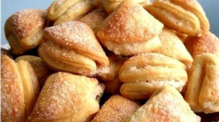 Вкусное, творожное печенье — родом из детства!