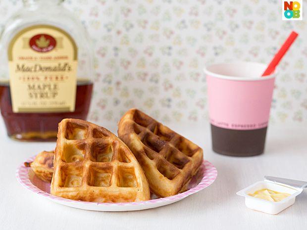 Easy Waffles Recipe: Food Recipes, Easy Waffles Recipes, Waffle Recipes, Baking Recipes, Favorite Recipes
