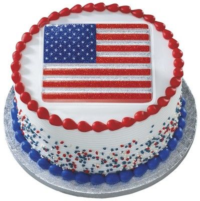 17 best images about bakery top sellers on pinterest for American flag cake decoration