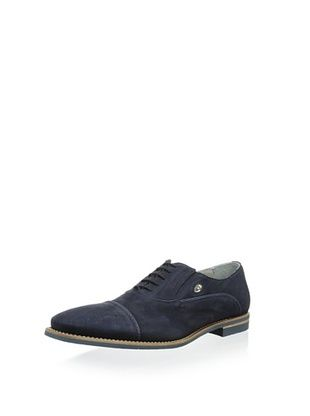 50% OFF Dino Bigioni Men's Oxford (Blue)