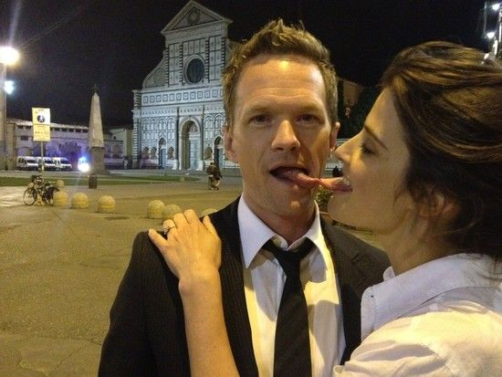 Neil Patrick Harris and Cobie Smulders