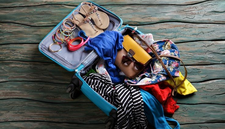 Don't want to pay high baggage fees to check your luggage? Find out how to avoid checking luggage with these ten helpful packing tips! http://travelfashiongirl.com/how-to-avoid-checking-luggage/ @travlfashngirl