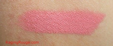 Sweet Experience Swatch, MAC Amplified Lipstick.  Via @Raging Rouge #mac #beauty #makeup #swatch