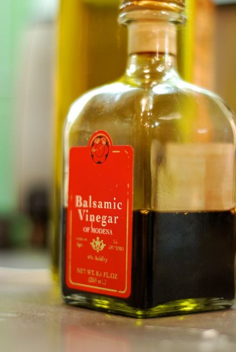 This is the BEST Basalmic Vinegar you will ever try. . . again from Trader Joe's.  My favorite salad dressing is 1 c. olive oil, 1/4 c. basalmic vinegar and 1 T. coconut sugar (or brown sugar, sucanat, etc.) Shake and enjoy!
