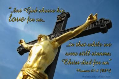 Verse of the Day: God Loves You - Romans 5:7–8