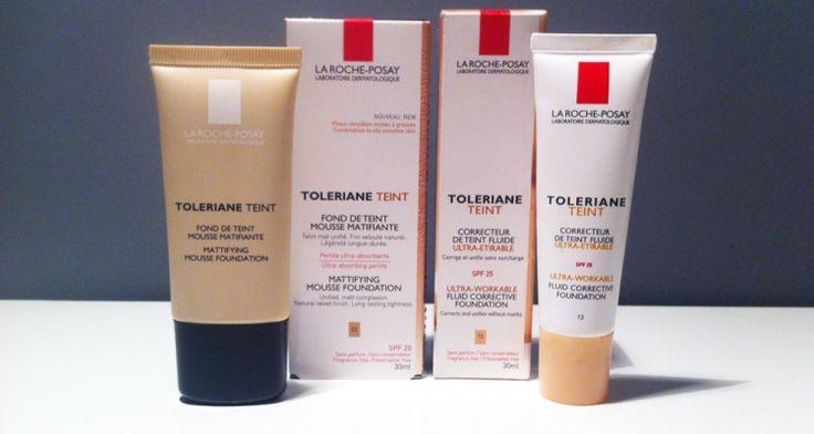Bases de maquillaje Toleriane Teint para piel mixta-grasa LA ROCHE POSAY