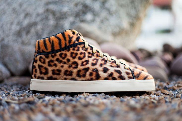 Reebok T-Raww Leopard/Tiger