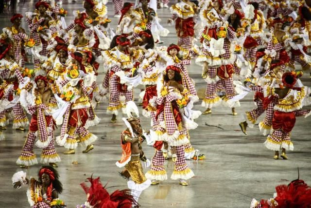 Live, 2-day coverage of this annual festival in Rio de Janeiro featuring costumes, parades, dancing and samba.
