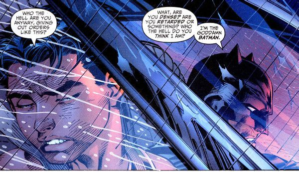 Happy #BatmanDay! Let's celebrate one of the greatest superheroes of all time! (Our personal favorite, by the way) What better way to do this, than with his already classic phrase? Frank Miller's Batman is not just Batman... He's THE GODDAMN BATMAN!!!!*  *that's an actual comic book panel, for those who haven't read it already  #Batman #ImTheGoddamnBatman #GoddamnBatman #Bats #Batsy #FrankMiller #AllStarBatmanAndRobinTheBoyWonder #DcComics #SuperHeroes #ComicBooks