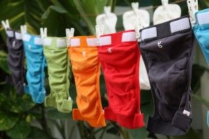 washing cloth gDiapers