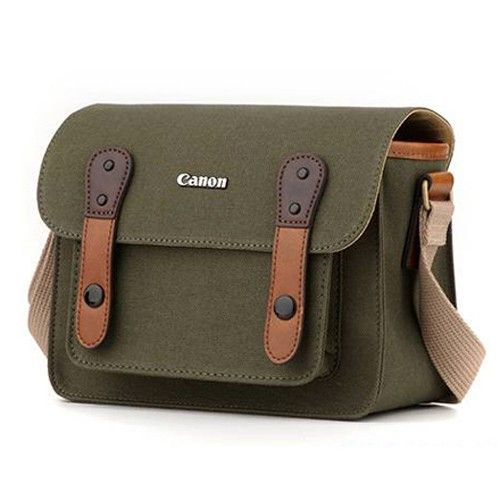 CANON 6520 Herringbone Camera Bag For EOS 100D REBEL SL1