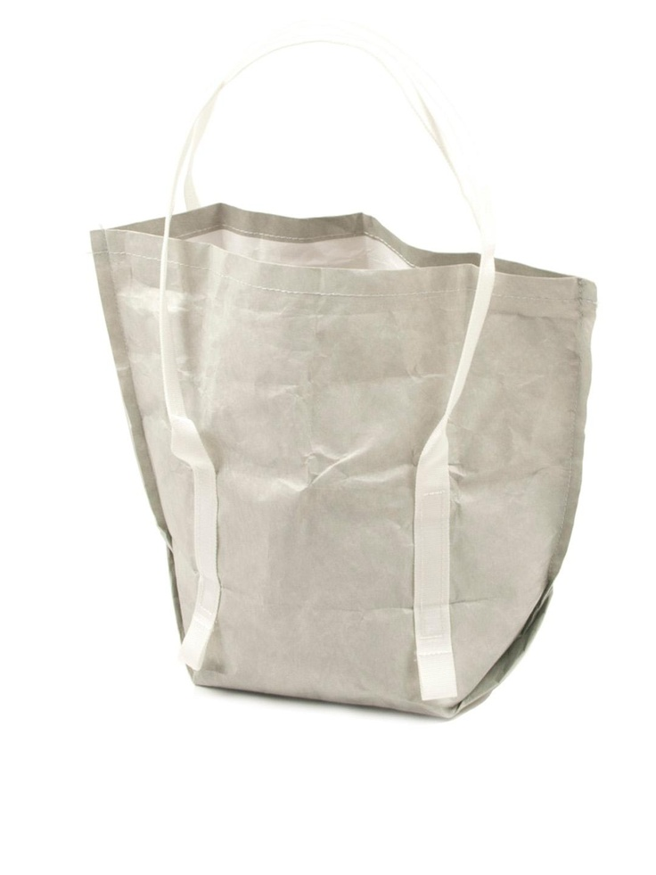 Mimot Studio - Tyvek Lunch Bag- Grey/White | VAULT