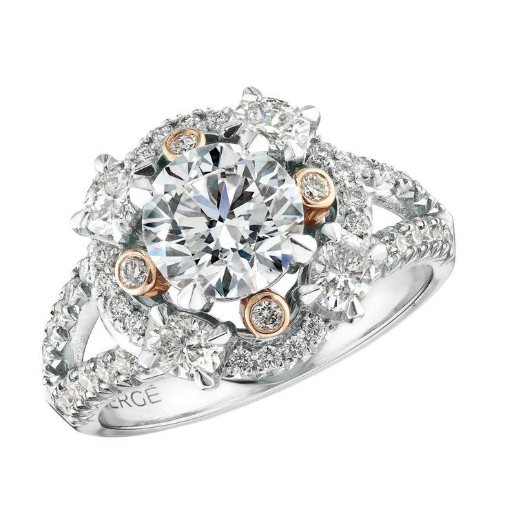 Fabergé Marie Diamond Ring #Fabergé #diamond #ring