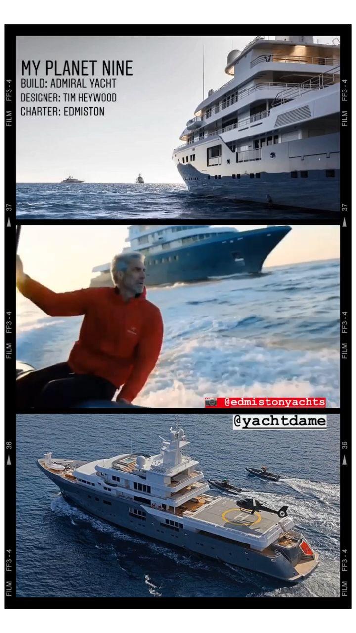 Super Yacht Planet Nine Yacht Type Expedition Designer Tim