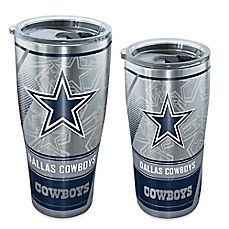 image of Tervis® NFL Dallas Cowboys Edge Stainless Steel Tumbler with Lid