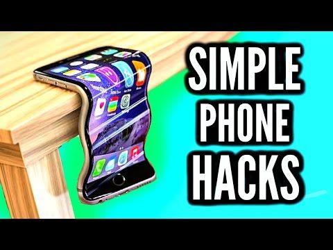 Simple iPhone Hacks! Phone Hacks Everyone Should Know! - YouTube