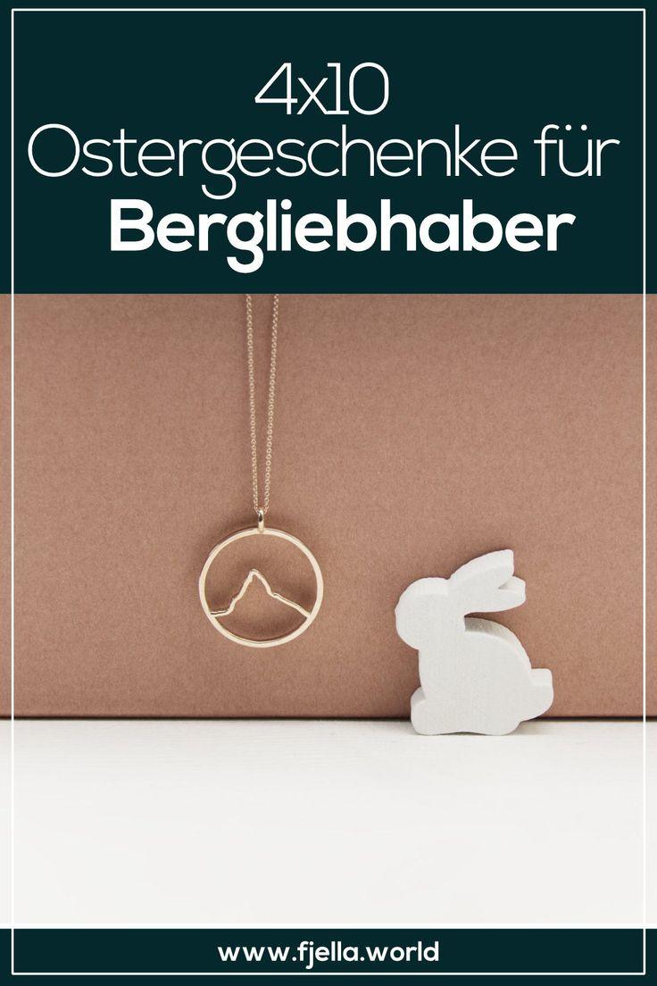 Die ultimative Liste mit Ostergeschenken für Bergfreunde und Wanderer! 4x10 Geschenkideen in 4 verschiedenen Kategorien.#ostern#ostergeschenk#easterbunny#berge#geschenkideeOstern, Geschenkidee, Geschenke, Ostergeschenke, Berge, Bergfreunde, Bergliebhaber, Wanderer