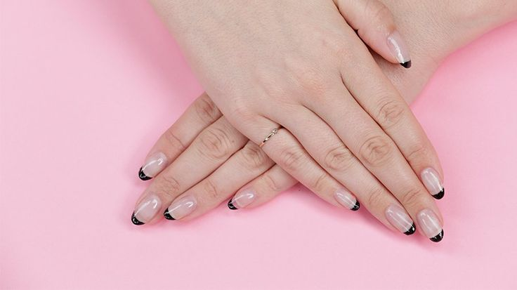How to Pull Off Nail Art at the Office: Beauty editors have it good; we can wear whatever nail art we want at the office, and nobody can say anything because it's our job!