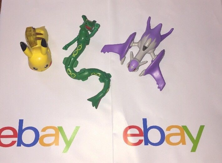 Pokemon Toy Figure Bundle #1 Boys Girls 5+ (cz2) Usa Seller Action Figures Anime #Pokemon