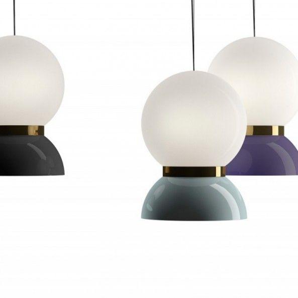 Elegant /Jaime Hayon   Saint Louis Pendant Lamp For Ceccotti Photo