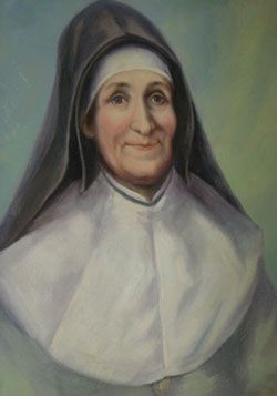 St. Julia Billiart, Patron saint against poverty; bodily ills; disease and Foundress of the Sisters of Notre Dame.