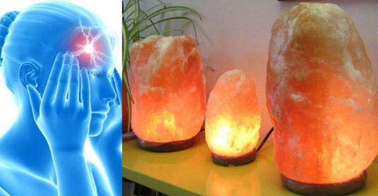 Parmi les nombreuses vertus bénéfiques de la lampe en cristal de sel de l'Himalaya est qu'elle peut vous rendre heureux, voici comment…