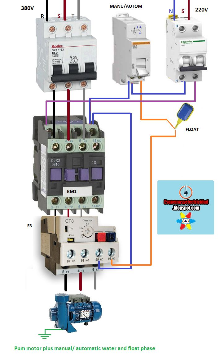 electrical control wiring diagram float control [ 723 x 1148 Pixel ]