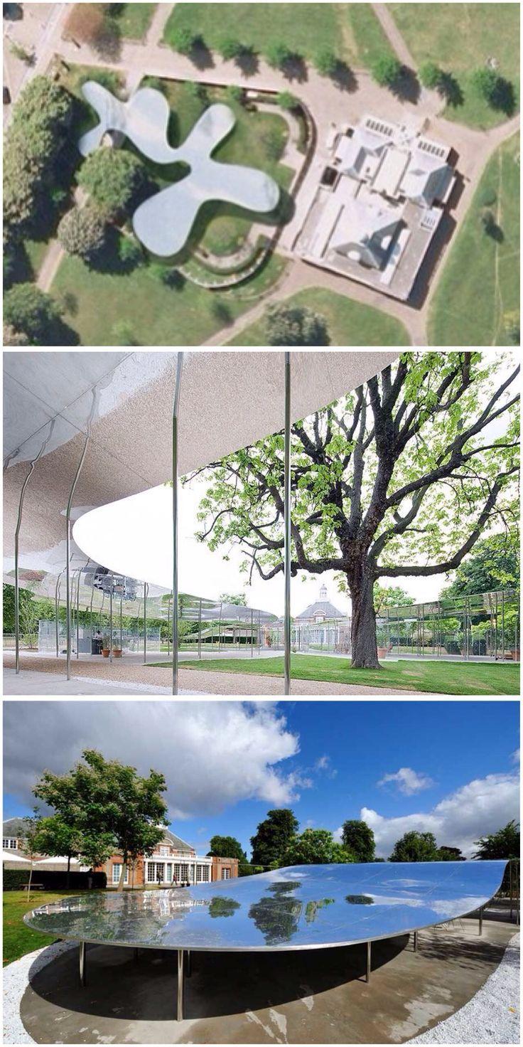 Serpentine Gallery Pavilion. London England 2009. …