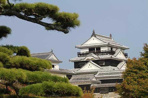 Castillos y palacios: Castillo Bitchū Matsuyama