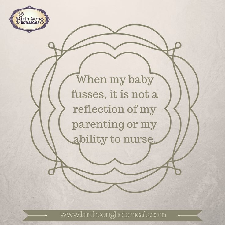 "Breastfeeding Affirmation "" When my baby fusses, it is not a reflection of my parenting or my ability to nurse""  https://www.birthsongbotanicals.com/products/nursing-nectar-breastfeeding-tea"