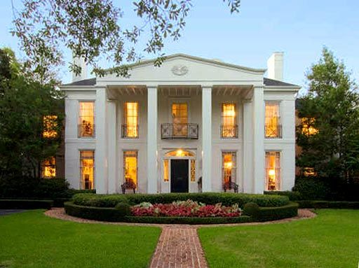 17 best ideas about colonial house exteriors on pinterest Old style homes built new